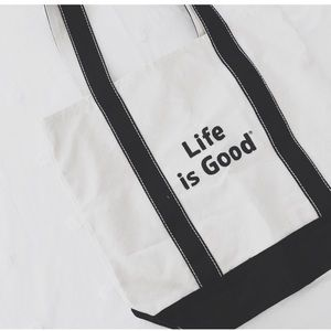✧ Nwt. Life is Good tote ✧